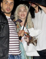 Madonna as Game of Thrones Daenerys Targaryen for Purim - 15 March 2014 (3)