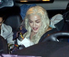 Madonna as Game of Thrones Daenerys Targaryen for Purim - 15 March 2014 (4)