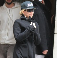 Madonna out and about in New York - 24 March 2014 (2)