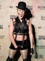 Perez Hilton as Madonna (3)