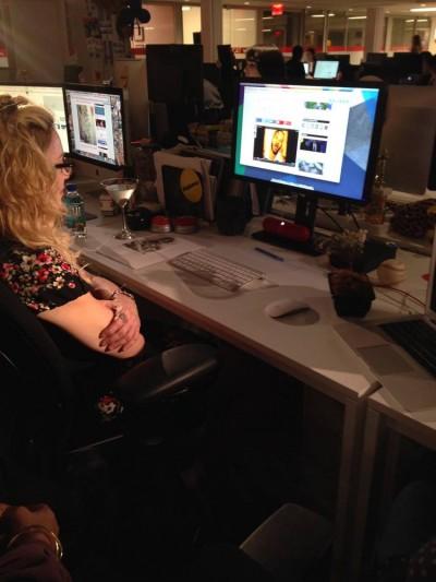 Madonna BuzzFeed ArtForFreedom Curation