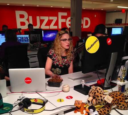 Madonna BuzzFeed ArtForFreedom Curation 03