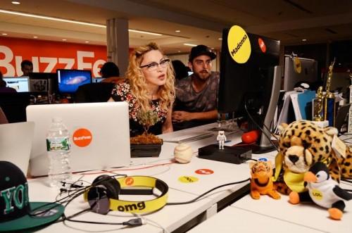 Madonna BuzzFeed ArtForFreedom Curation 04