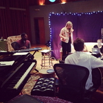 Madonna in the studio with Toby Mozilla S1 01