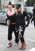 Madonna out and about in Los Angeles - 17 April 2014 (5)