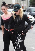 Madonna out and about in Los Angeles - 17 April 2014 (7)