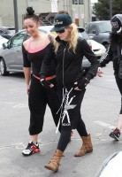 Madonna out and about in Los Angeles - 17 April 2014 (8)