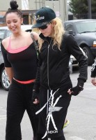 Madonna out and about in Los Angeles - 17 April 2014 (12)