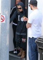 Madonna out and about in Los Angeles - 18 April 2014 (1)