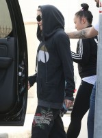 Madonna out and about in Los Angeles - 18 April 2014 (3)