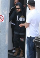 Madonna out and about in Los Angeles - 18 April 2014 (14)