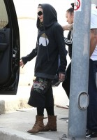 Madonna out and about in Los Angeles - 18 April 2014 (15)