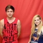 Avril Lavigne Madonna T-Shirt 02