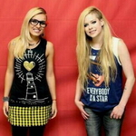 Avril Lavigne Madonna T-Shirt 03