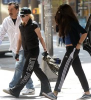 Madonna at the Kabbalah Centre, New York - 10 May 2014 (1)