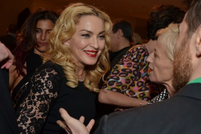 Madonna attends Party in the Garden event, MoMA, New York