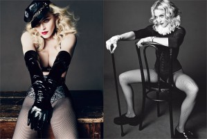 Madonna by Tom Munro for L'Uomo Vogue - Full photo spread (5)