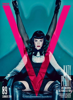 Madonna and Katy Perry by Steven Klein for V Magazine (4)