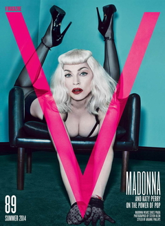 Madonna and Katy Perry by Steven Klein for V Magazine (5)