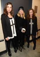 Madonna attends Amnesty International's Bringing Human Rights Home concert - 5 February 2014 (1)