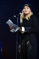 Madonna attends Amnesty International's Bringing Human Rights Home concert - 5 February 2014 (3)