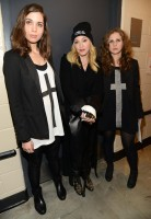 Madonna attends Amnesty International's Bringing Human Rights Home concert - 5 February 2014 (5)