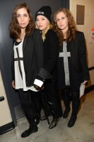 Madonna attends Amnesty International's Bringing Human Rights Home concert - 5 February 2014 (6)