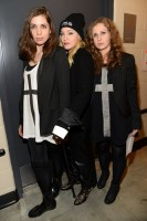Madonna attends Amnesty International's Bringing Human Rights Home concert - 5 February 2014 (8)