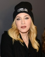 Madonna attends Amnesty International's Bringing Human Rights Home concert - 5 February 2014 (9)