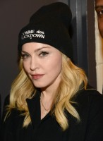 Madonna attends Amnesty International's Bringing Human Rights Home concert - 5 February 2014 (11)