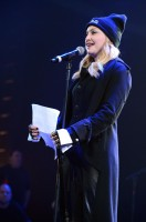 Madonna attends Amnesty International's Bringing Human Rights Home concert - 5 February 2014 (12)