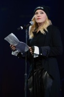 Madonna attends Amnesty International's Bringing Human Rights Home concert - 5 February 2014 (13)