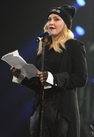Madonna attends Amnesty International's Bringing Human Rights Home concert - 5 February 2014 (19)