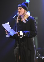 Madonna attends Amnesty International's Bringing Human Rights Home concert - 5 February 2014 (21)