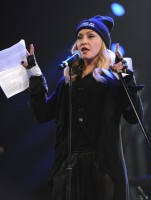 Madonna attends Amnesty International's Bringing Human Rights Home concert - 5 February 2014 (22)