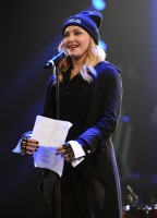 Madonna attends Amnesty International's Bringing Human Rights Home concert - 5 February 2014 (23)