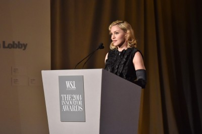 Madonna attends Innovator of the Year Awards in New York - 5 November 2014 (1)
