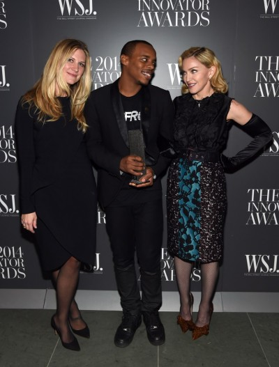 Madonna attends Innovator of the Year Awards in New York - 5 November 2014 (3)