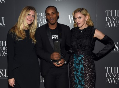 Madonna attends Innovator of the Year Awards in New York - 5 November 2014 (4)