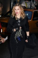 Madonna attends Holler If Ya Hear Me on Broadway with Timor Steffens - 16 June 2014 (2)