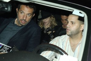 Madonna attends Holler If Ya Hear Me on Broadway with Timor Steffens - 16 June 2014 (10)
