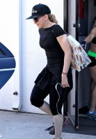 Madonna out and about in Los Angeles - 30 June 2014 (3)