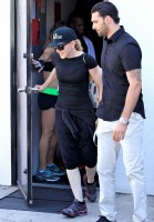 Madonna out and about in Los Angeles - 30 June 2014 (9)