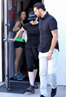Madonna out and about in Los Angeles - 30 June 2014 (13)