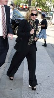 Madonna shows up for jury duty in New York - 7 July 2014 (1)