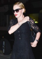 Madonna leaving the Chiltern Firehouse, London - 19 July 2014 - Update (3)
