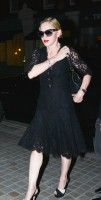 Madonna leaving the Chiltern Firehouse, London - 19 July 2014 - Update (4)