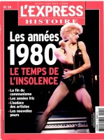 Madonna Cover Express Histoire