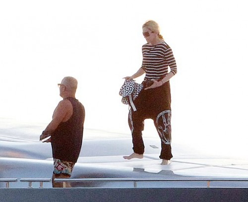 Madonna out and about in Ibiza - 20 August 2014 - Pictures - Update 2 (1)