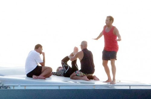 Madonna out and about in Ibiza - 20 August 2014 - Pictures - Update 2 (3)